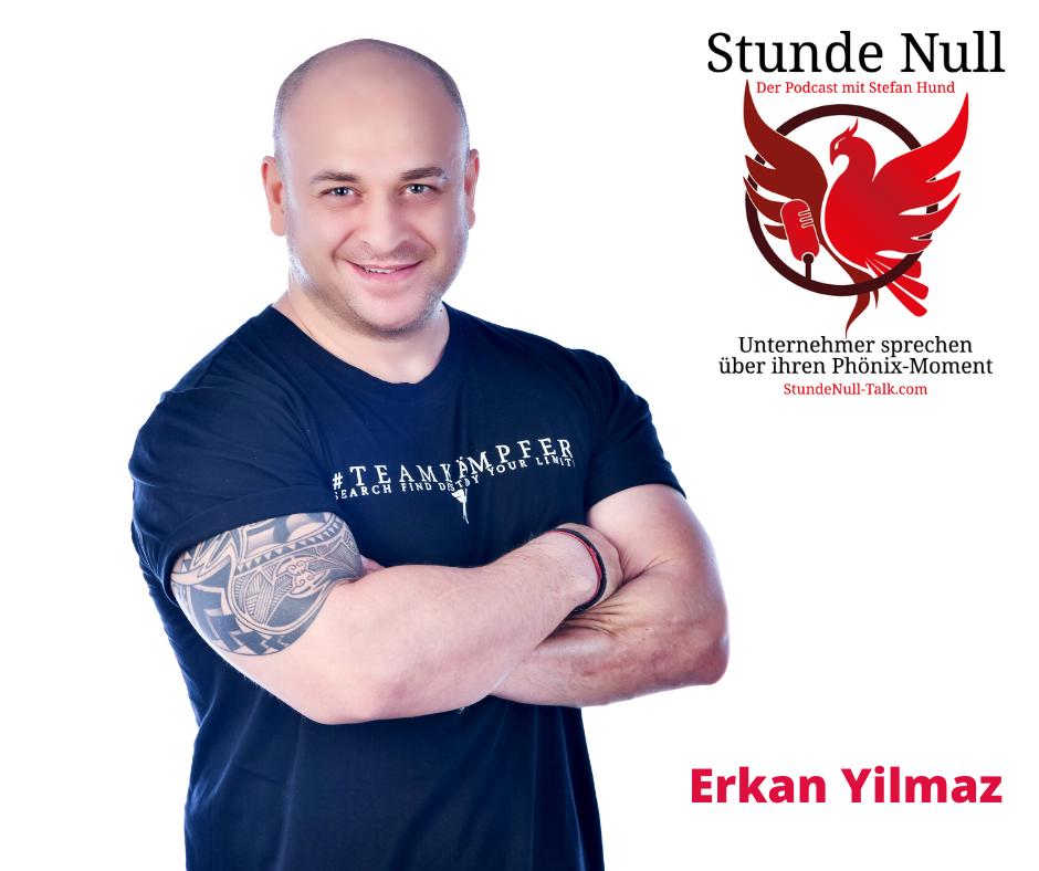 Erkan Yilmaz ging nach dem Burnout nach Thailand