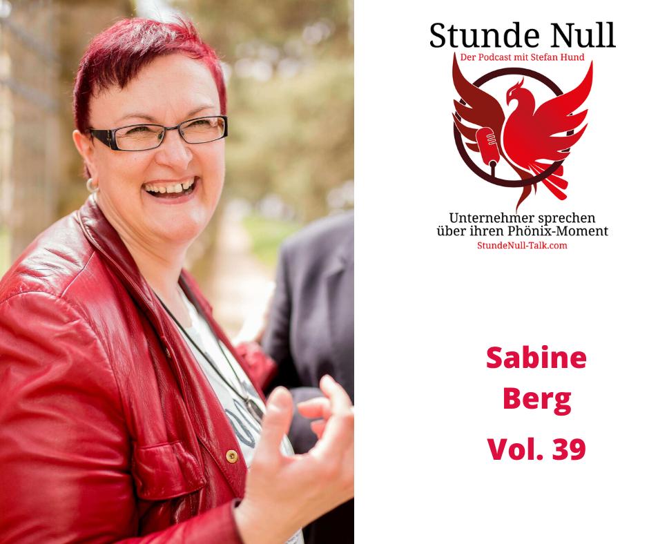Sabine Berg - von Sprechzeux